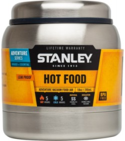 Термос STANLEY Adventure Food 0,29L (стальной)