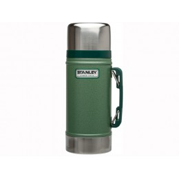 Термос STANLEY 0.7L Legendary Classic Food Flask (зеленый)