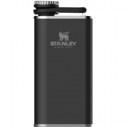 Фляжка STANLEY Classic Pocket Flask 0.23L (черная)