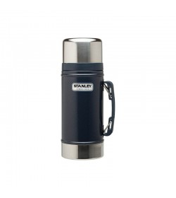 Термос STANLEY 0.7L Legendary Classic Food Flask (синий)